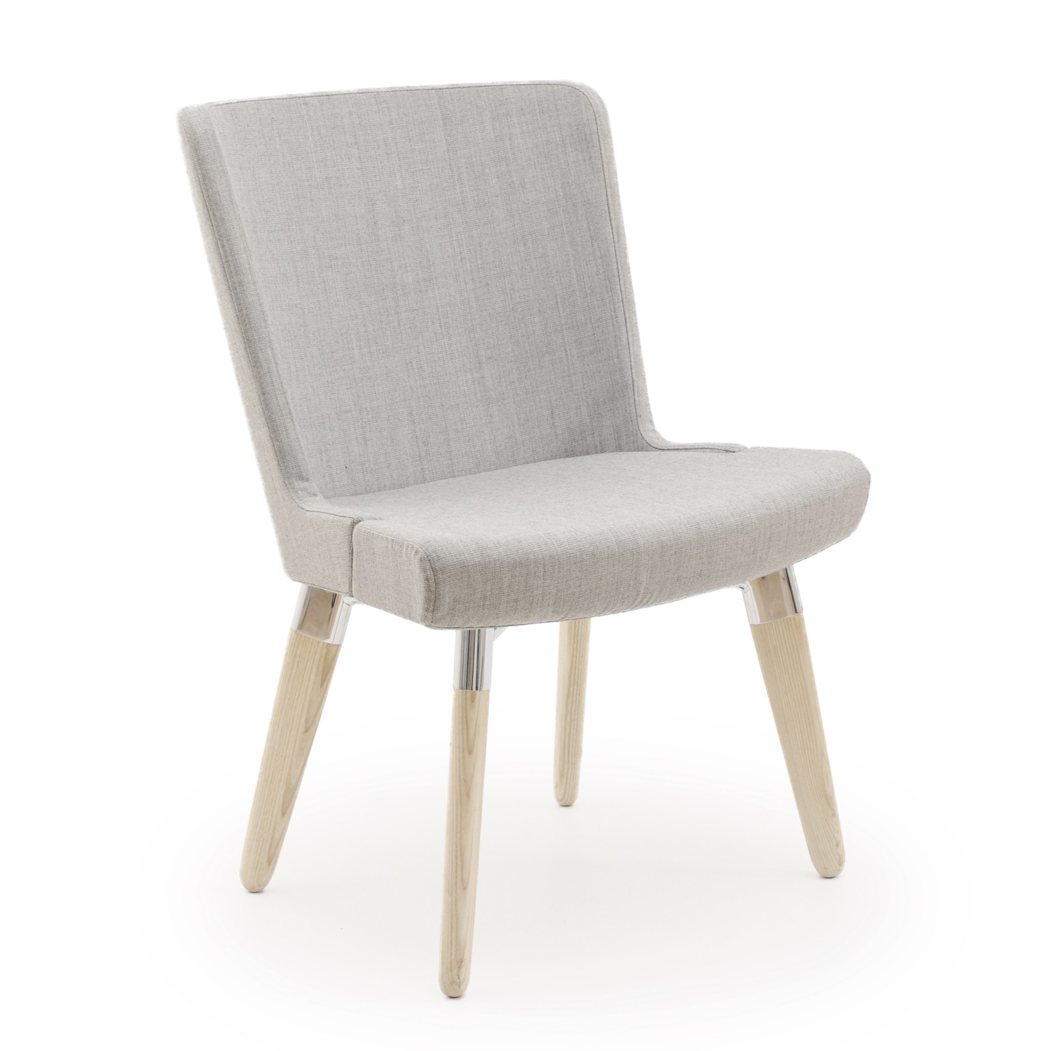 Heydon Fully Upholstered Chair (No Arms)