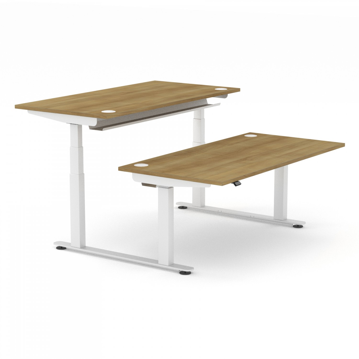 InMotion Rectangular Back to Back Bench