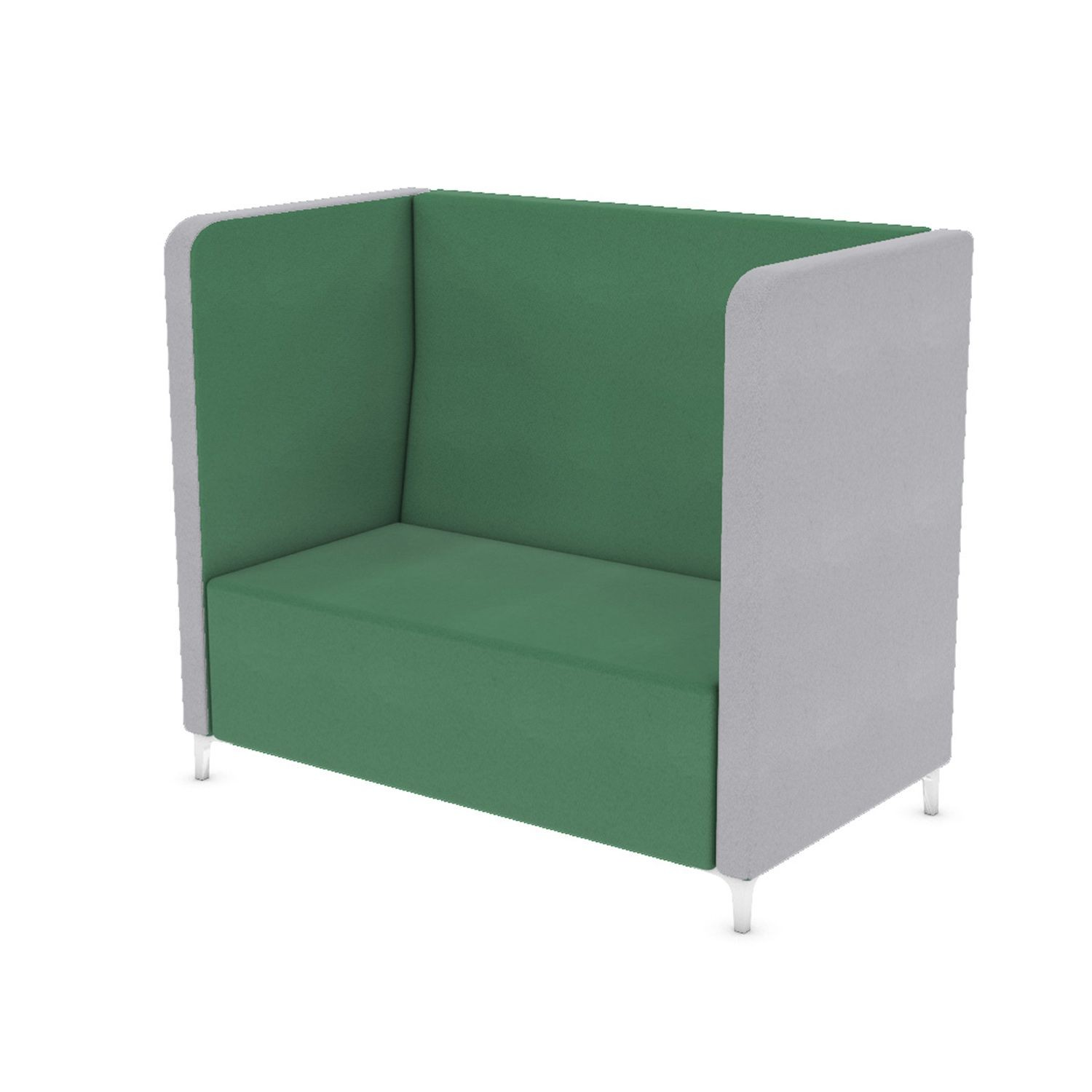 Soft Seating Amity Low Booth