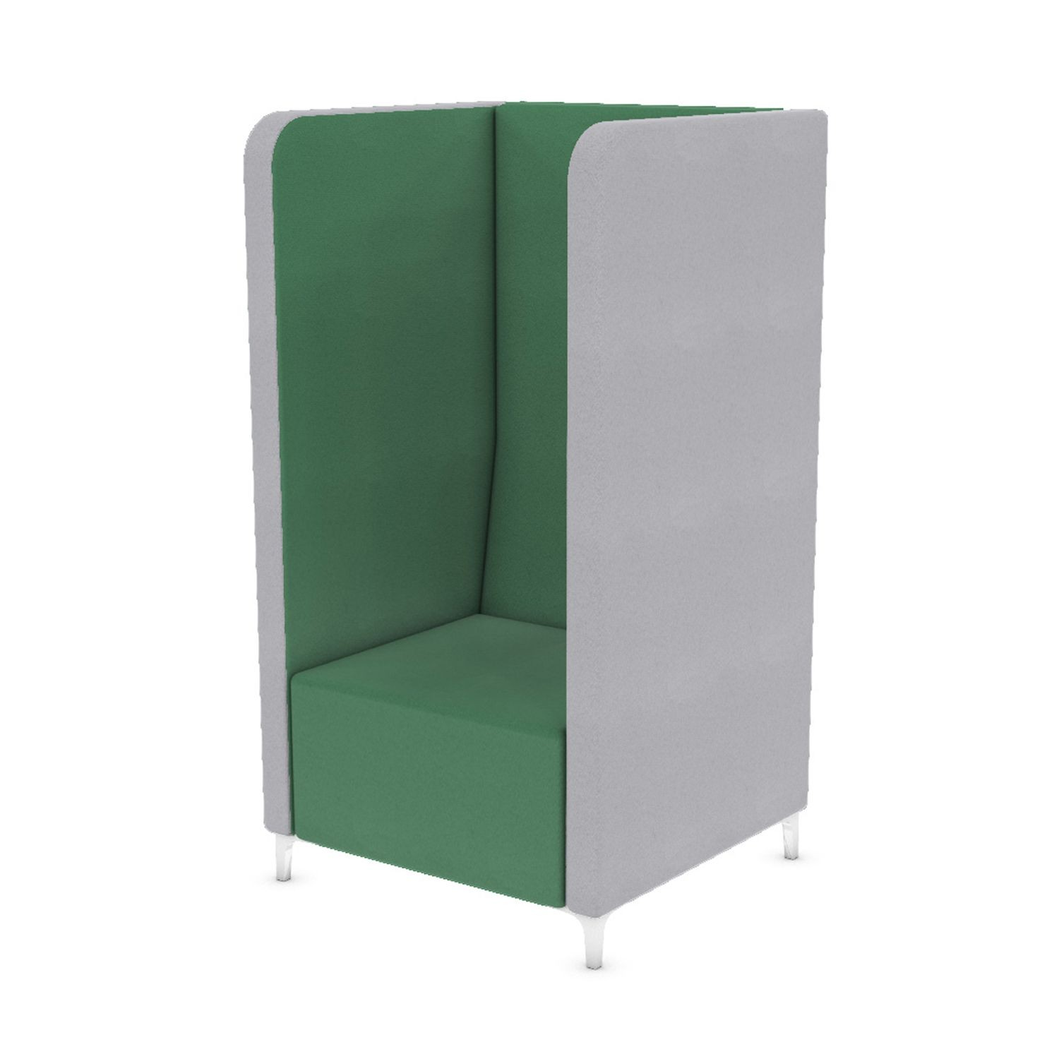 Soft Seating Amity Single Tall Booth