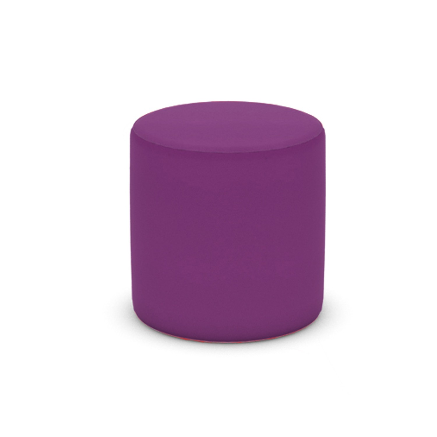 Soft Seating Circular Stool