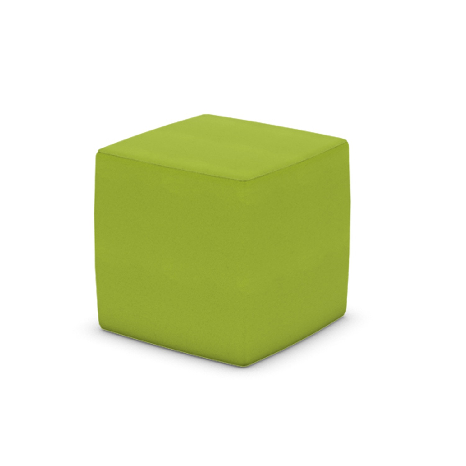 Soft Seating Cube Stool