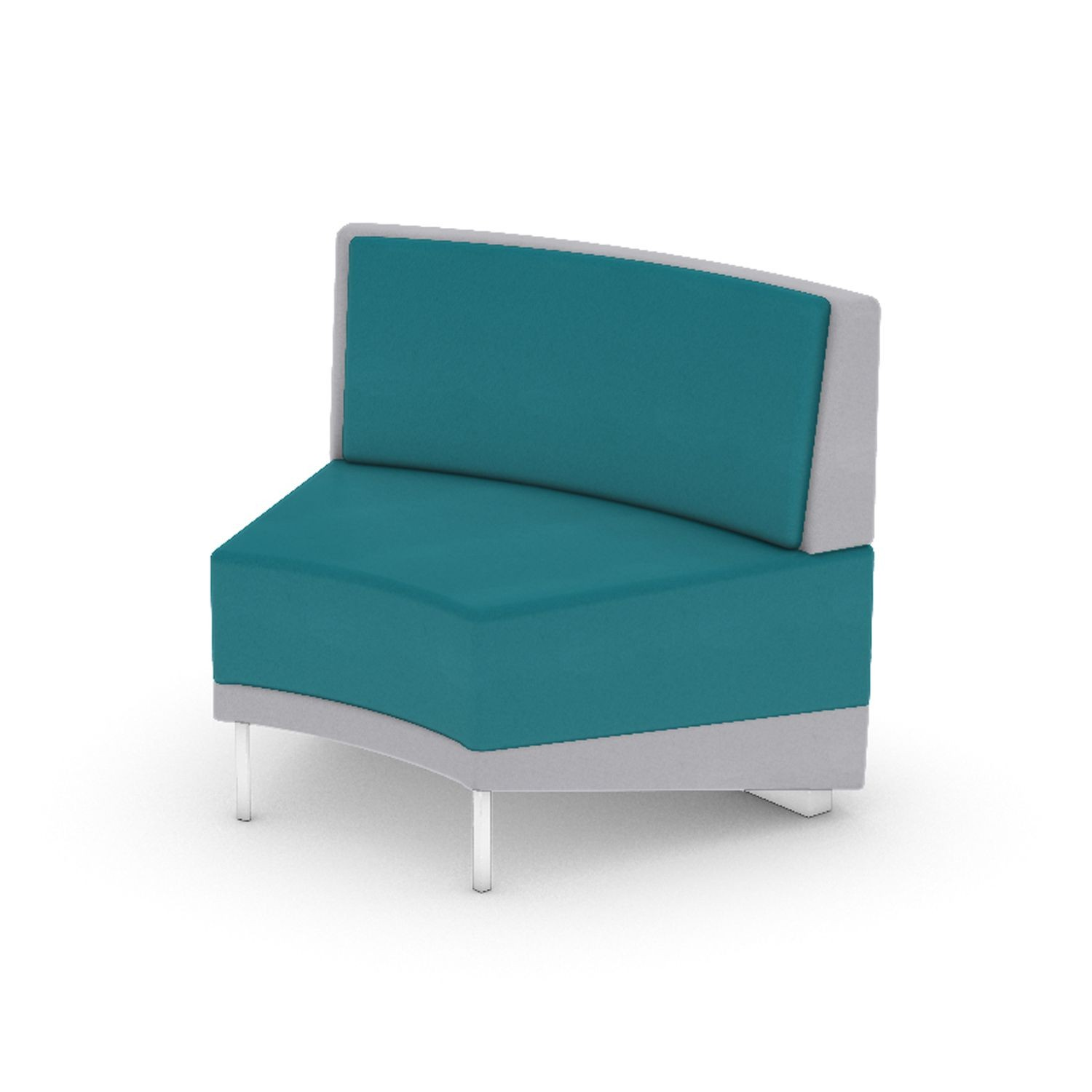 Soft Seating Mount 45 Degree Seating Unit