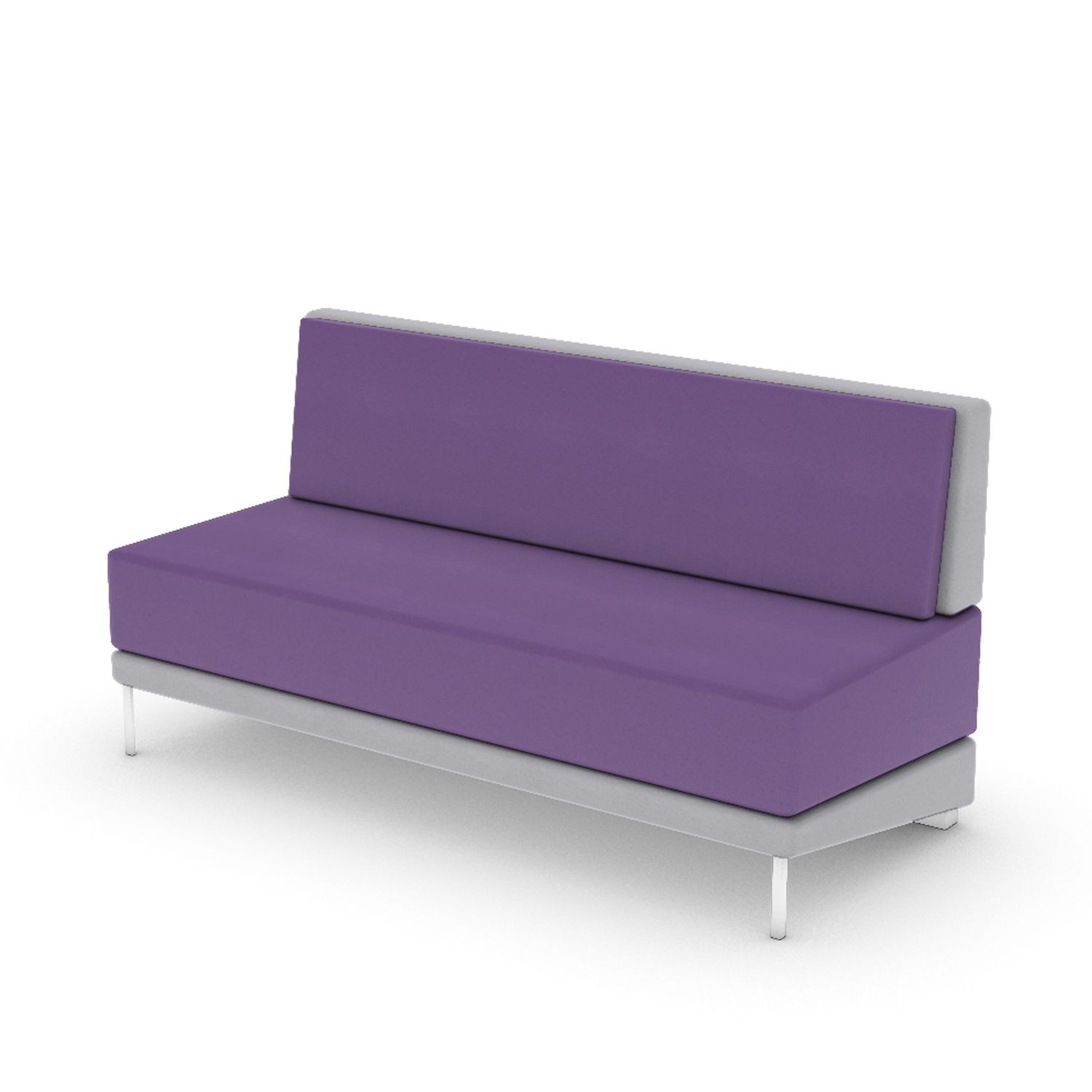 Soft Seating Mount Large Seating Unit