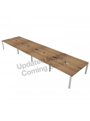 AuraBench Shallow Rectangular  - Set of Eight