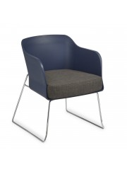 Holt Chair, Cantilever Frame