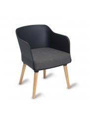Holt Chair, Four Leg Frame