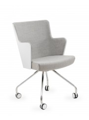 Heydon Laminate Back Armchair