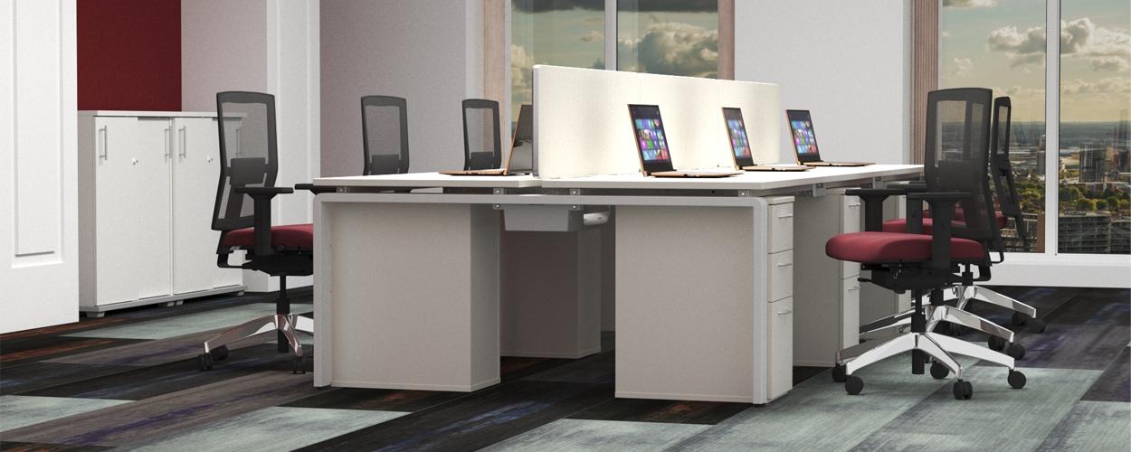 AuraBench Rectangular desk