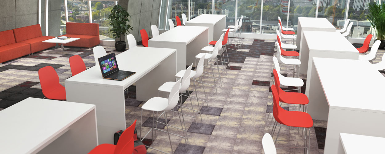 Planar Tables and Bench
