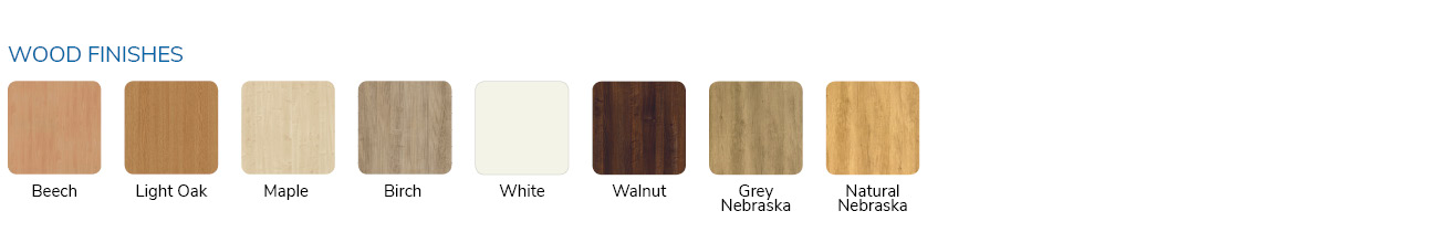 Colour Finishes