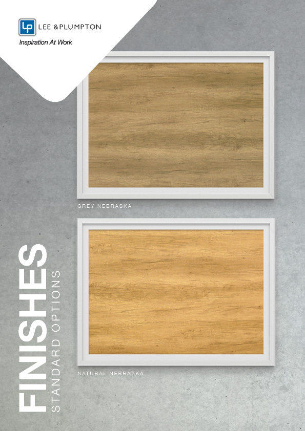 Finishes Standard Options