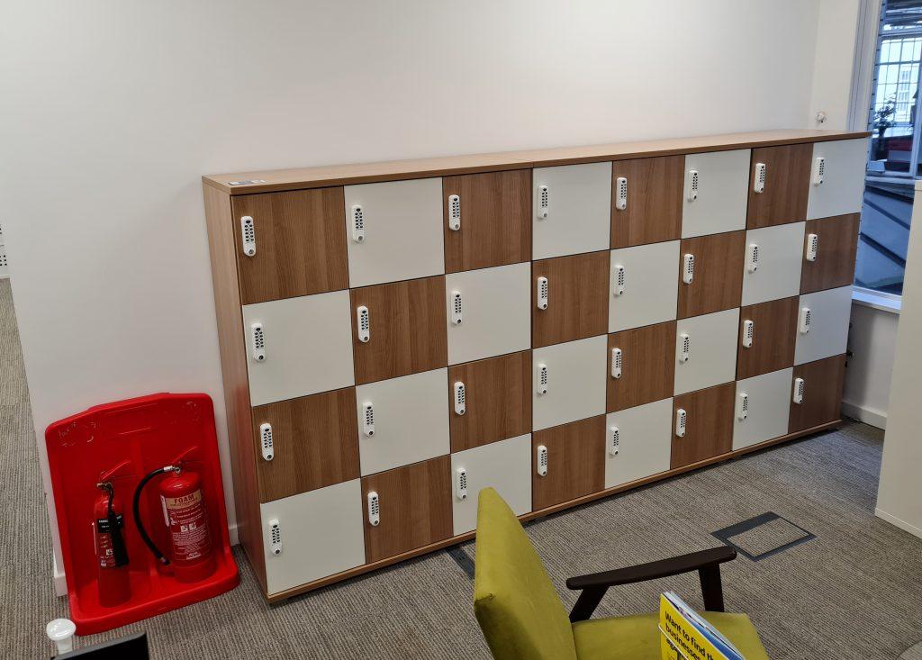 On-Site Lockers