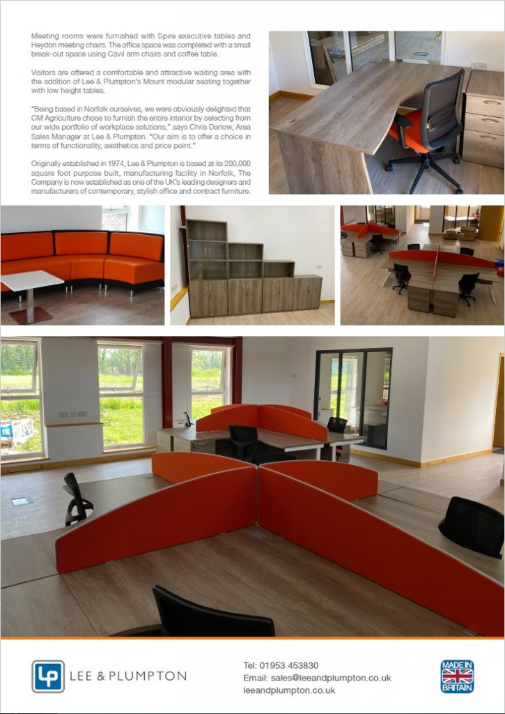 Hussey Knights Case Study Pg.2